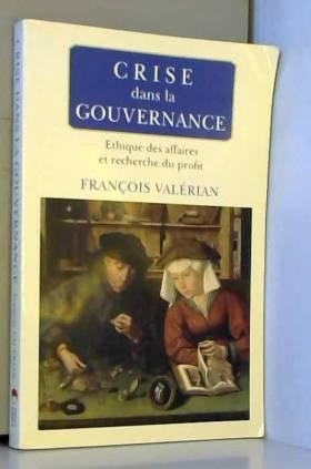 Crise dans la Gouvernance -...