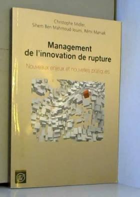Management de l'Innovation...