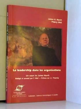 Le leadership dans les...