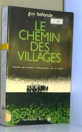 Chemin des Villages...