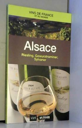 Alsace : Riesling,...