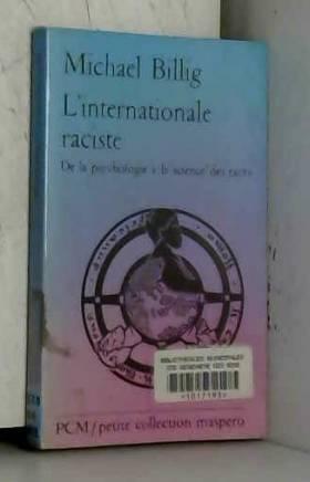 L'internationale raciste