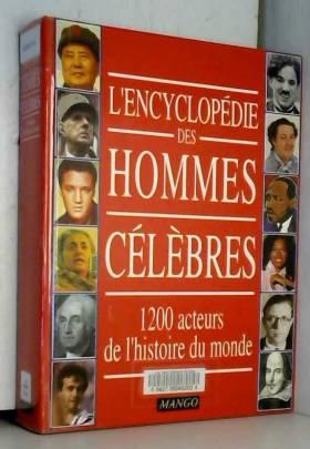 Encyclopédie des hommes...