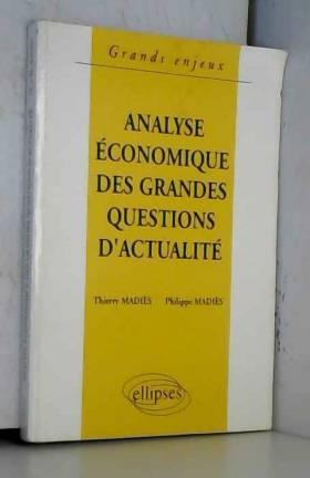 Analyse économique des...