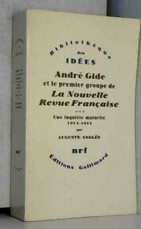 André Gide et le premier...