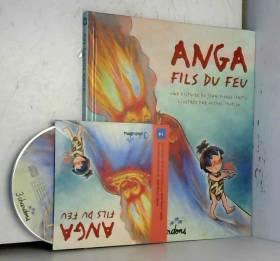 Anga fils du feu (1CD audio)