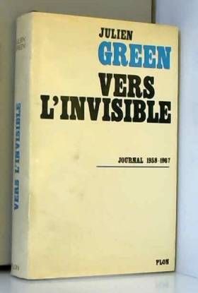 Vers l'invisible 1958-1967.