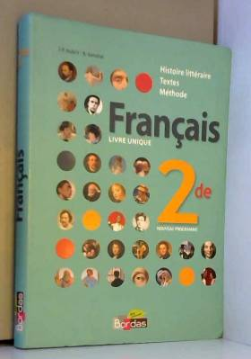 Français Livre unique 2de...