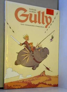Gully - tome 1 - Les...