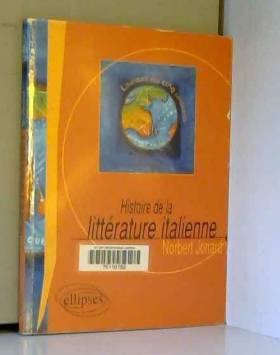 Histoire de la littérature...
