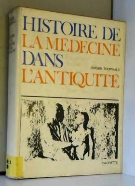 Histoire de la médecine...