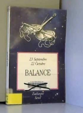 Zodiaque : Balance