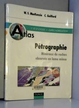 Atlas de pétrographie :...