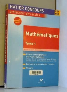 Mathématiques : Tome 1