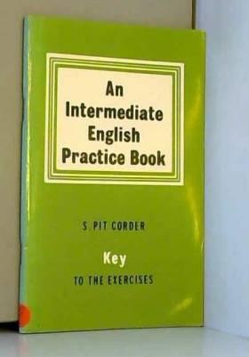 An Intermediate English...