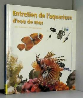 Entretien de l'aquarium...