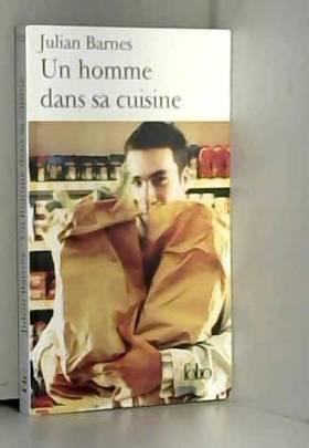 Un homme dans sa cuisine