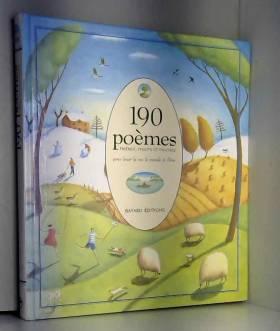 190 Poèmes, Prières, Chants...