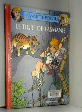 Jeannette Pointu, Tome 8 :...