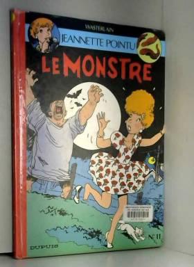 Jeannette Pointu, Tome 11 :...