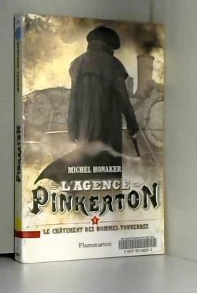 L'agence Pinkerton, Tome 1...