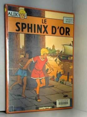 Alix, tome 2 : Le Sphinx
