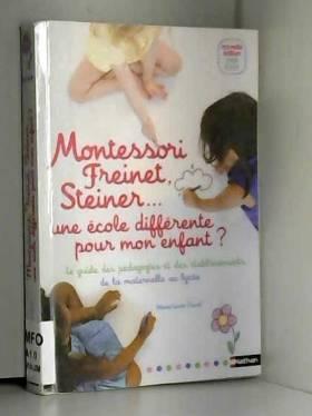 Montessori, Freinet,...