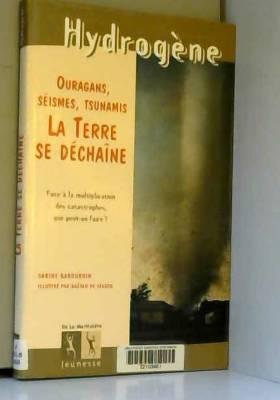 Sabine Rabourdin et Gaëtan de Séguin - La Terre se déchaîne : Ouragans, séismes, tsunamis