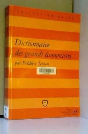 Dictionnaire des grands...
