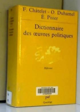 Dictionnaire des oeuvres...