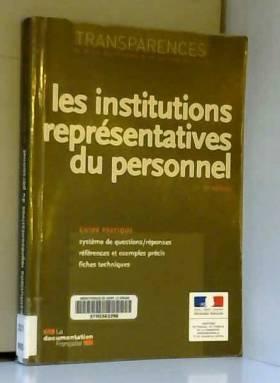 Les institutions...