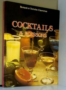 Cocktails et boissons.