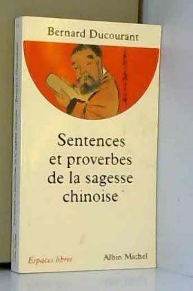 Sentences et proverbes de...