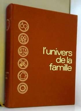 L'Univers de la famille,...