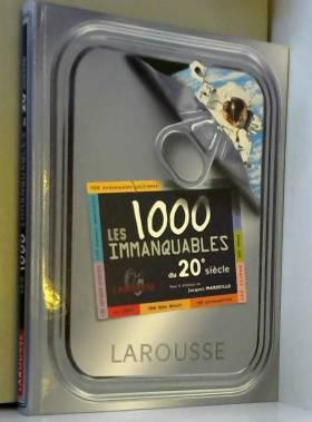 Les 1000 immanquables du...