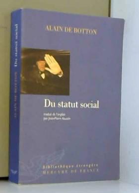 Du statut social