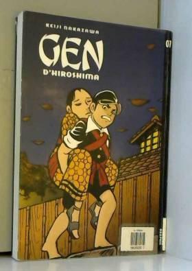 Gen d'Hiroshima Vol.7