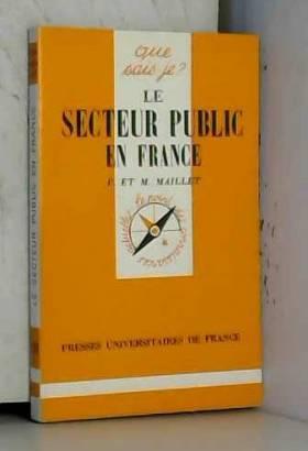 Le secteur public en France