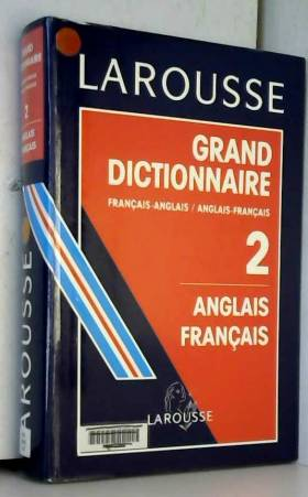 Grand dictionnaire...
