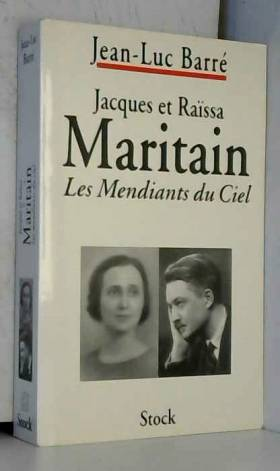 Jacques et Raïssa Maritain...