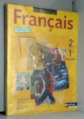 Français - 2e et 1re Bac Pro