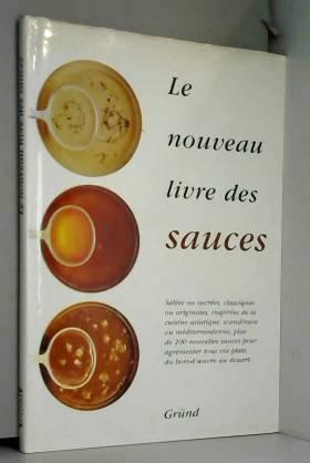 Le nouveau livre des sauces