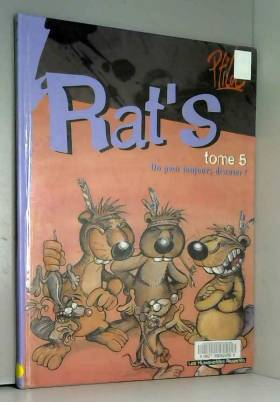 Rat's, Tome 5 : On peut...