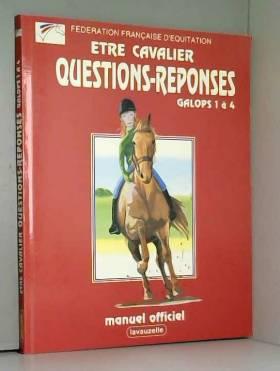 Galops 1 à 4, manuel de...