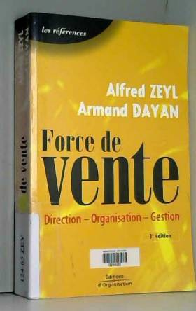 Force de vente : Direction...