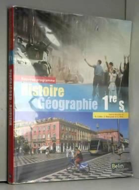 Histoire-géographie 1re S...