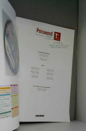 Password English Terminale...