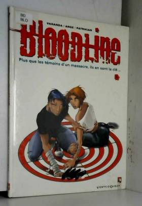 Bloodline, tome 1 : Lune rouge