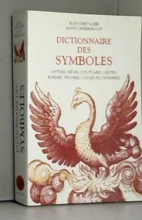 Dictionnaire des symboles :...