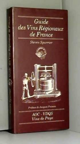Guide des vins regionaux de...